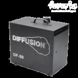 Diffusion, Reel EFX DF-50 Hazer