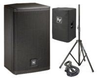 ElectroVoice EVX-115P aplifed loudspeaker (1000W)