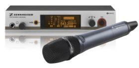 SENNHEISER EW365 G3 (wireless system) handheld condencer mic