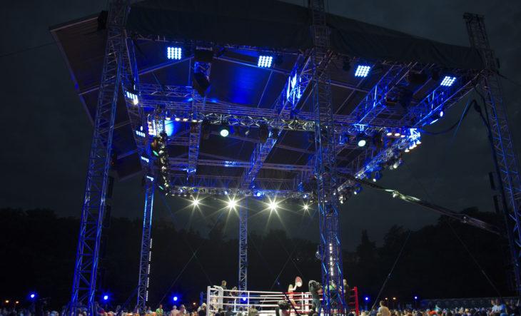 КВЦ «Парковий» бокс