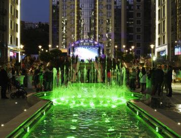 ЖК «Бульвар фонтанів»