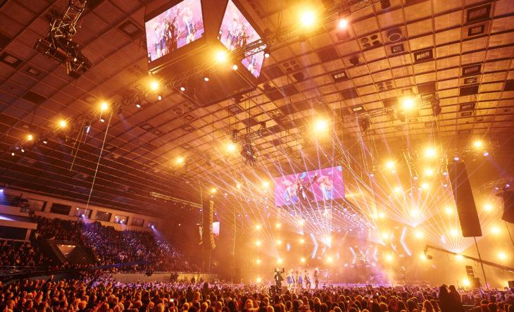 Палац Спорту, концерт Dan Balan